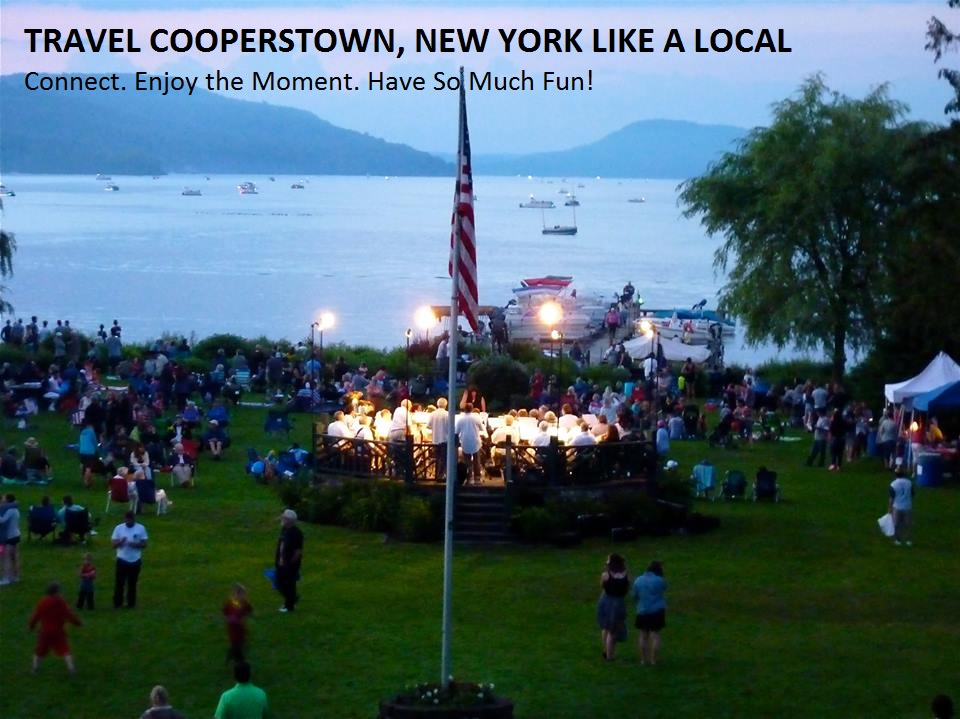 How to enjoy a great Cooperstown, NY vacation.