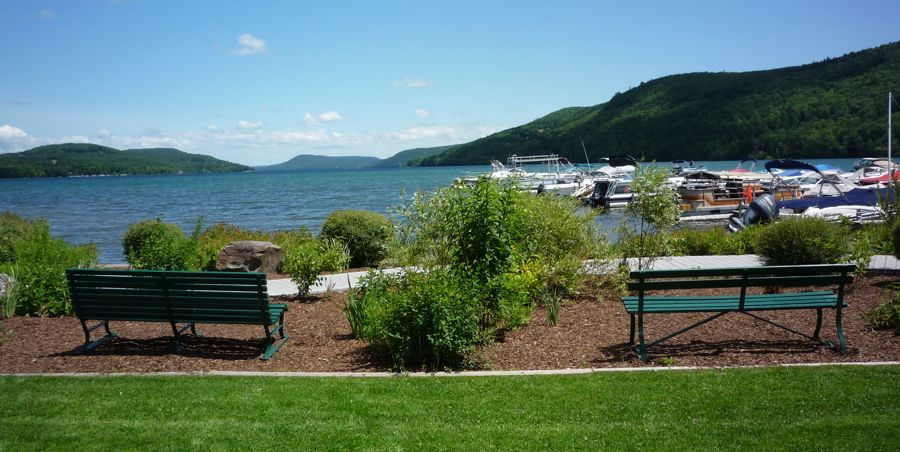 Otsego Lake Cooperstown NY