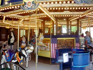 Empire State Carousel, The Farmers Museum Cooperstown, N.Y.