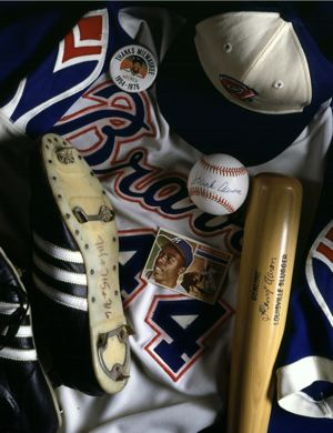 Hank Aaron Hall of Fame Collection, Cooperstown NY