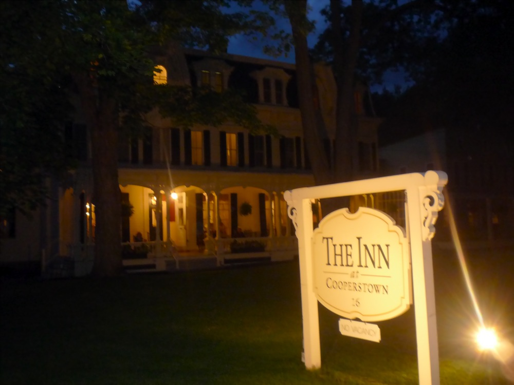 Inn at Cooperstown, Cooperstown NY