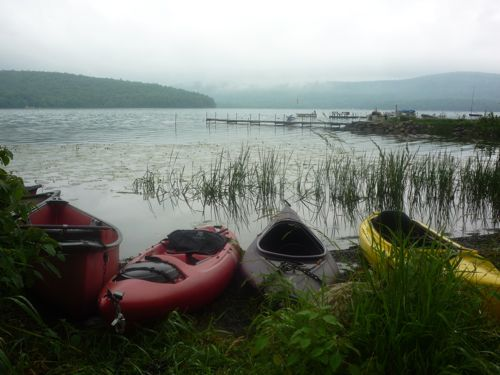 Cooperstown Boats Otsego Lake Photo